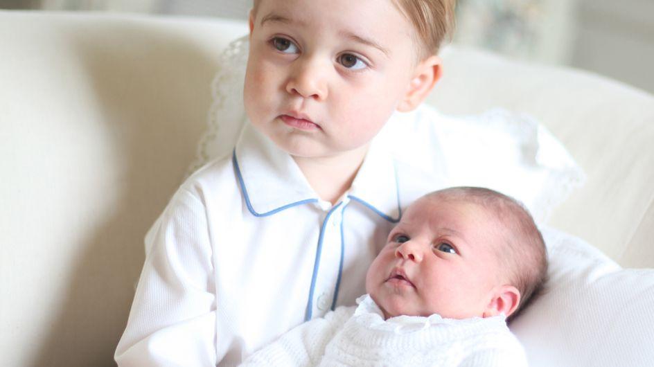 Charlotte, un bébé facile à vivre ? Les confidences du prince Charles