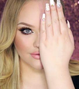 'Vídeo' El poder del maquillaje o cómo cambiar tu rostro por completo