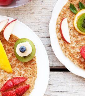 Más de 30 ideas de cocina muy creativa para que tus hijos no dejen nada en el pl