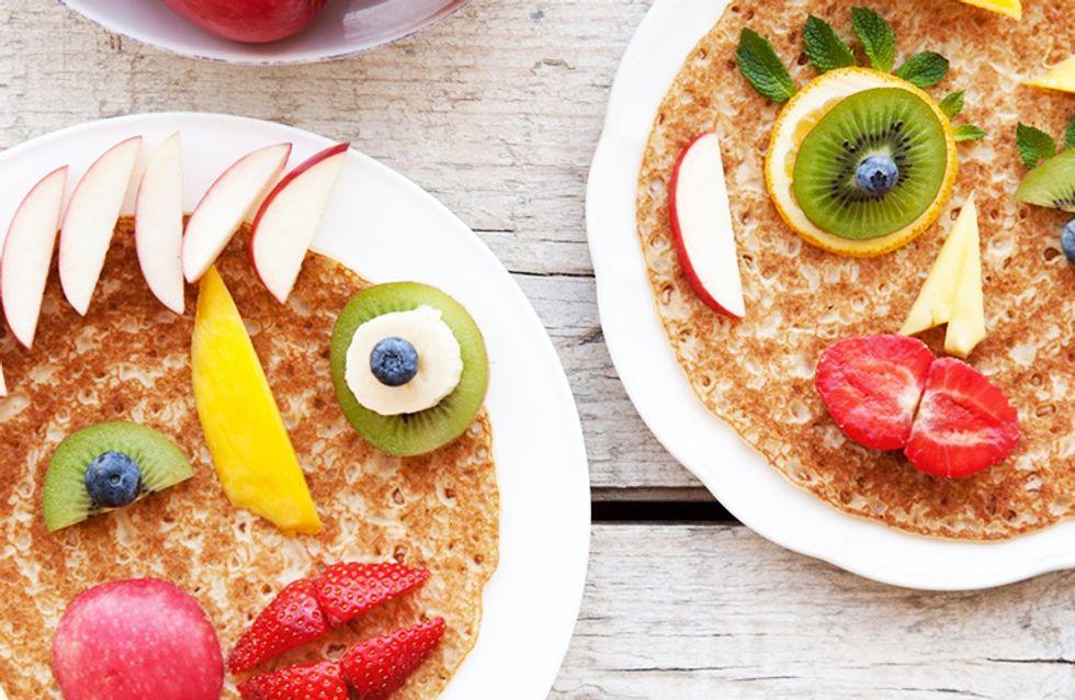 Más de 30 ideas de cocina muy creativa para que tus hijos no dejen nada en el plato