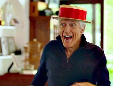 A 90 ans, l'acteur de Mary Poppins danse toujours comme un dieu