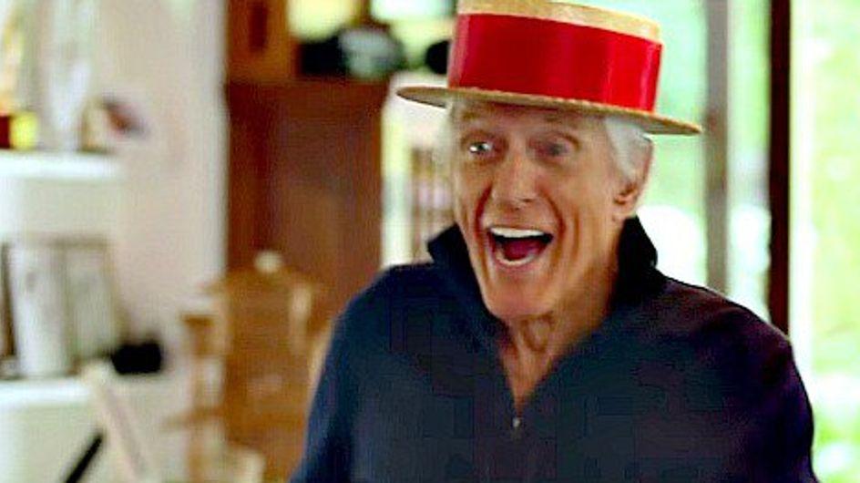 A 90 ans, l'acteur de Mary Poppins danse toujours comme un dieu (Vidéo)