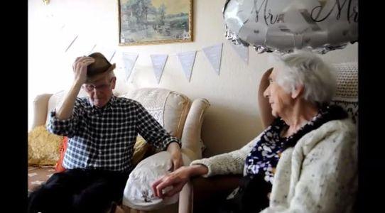 Mariés depuis 70 ans, ils dévoilent le secret du bonheur