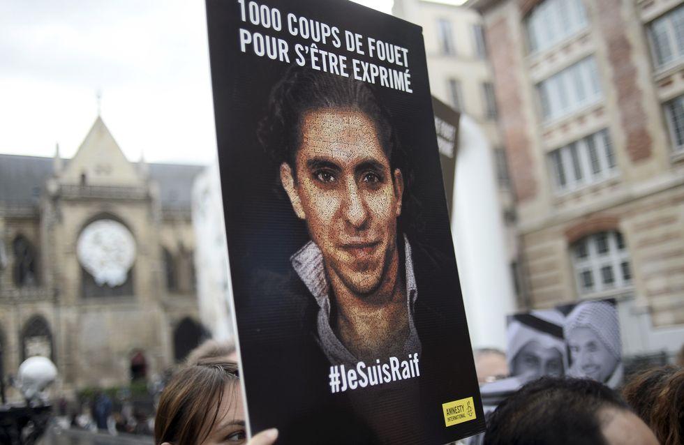 Raïf Badawi, ce blogueur condamné à la prison et à 1000 coups de fouet pour avoir osé s'exprimer