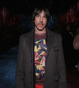 Le rockeur Anthony Kiedis et son fils jouent les égéries pour Marc Jacobs (Photo