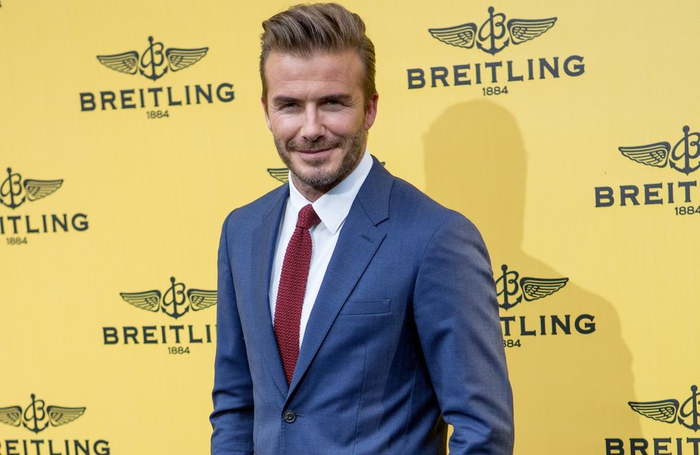 David Beckham, bientôt au cinéma