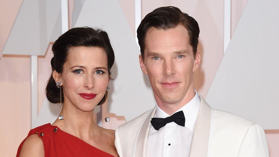 Benedict Cumberbatch est papa pour la première fois