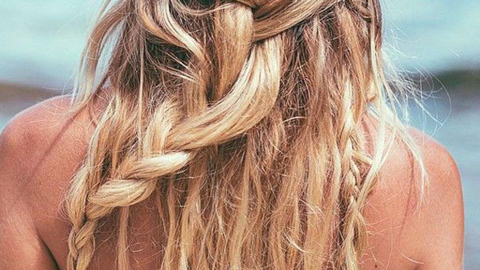 Strandfrisuren: So sexy tragen Beachgirls ihre Haare!