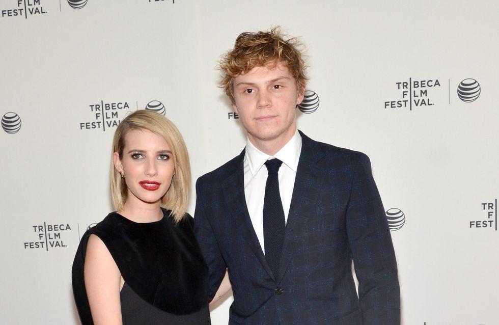Emma Roberts ne se mariera pas avec Evan Peters