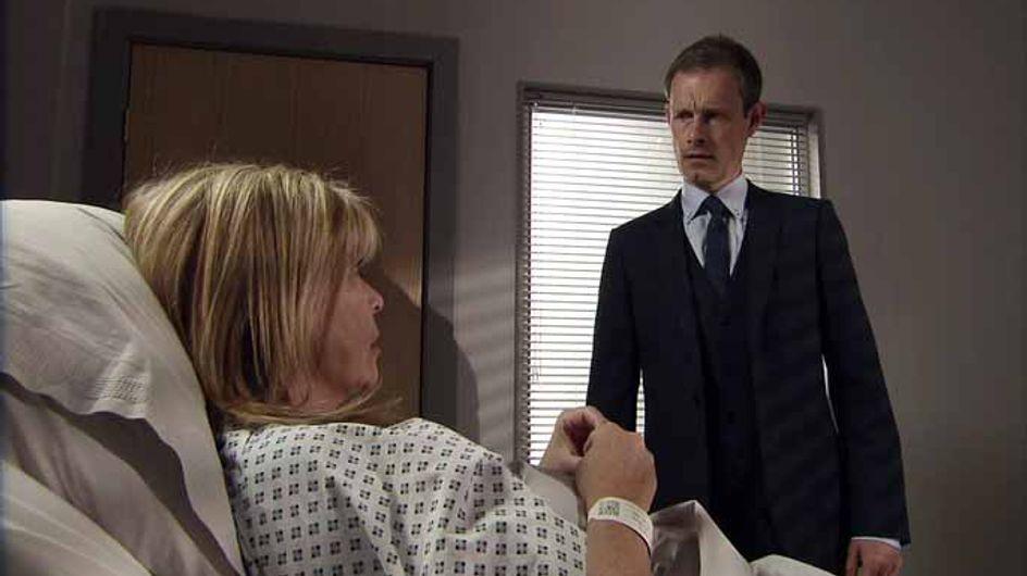 Coronation Street 26/06 - Nick braces himself to break Erica's heart