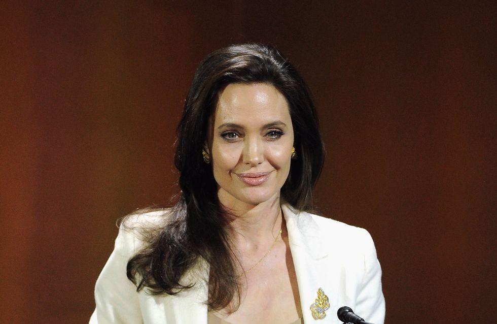 Angelina Jolie dénonce le viol comme arme de guerre sur les femmes