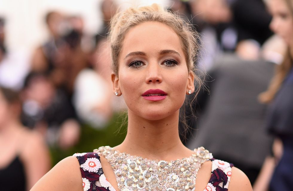 Le beau garde du corps de Jennifer Lawrence affole la Toile (Photo)