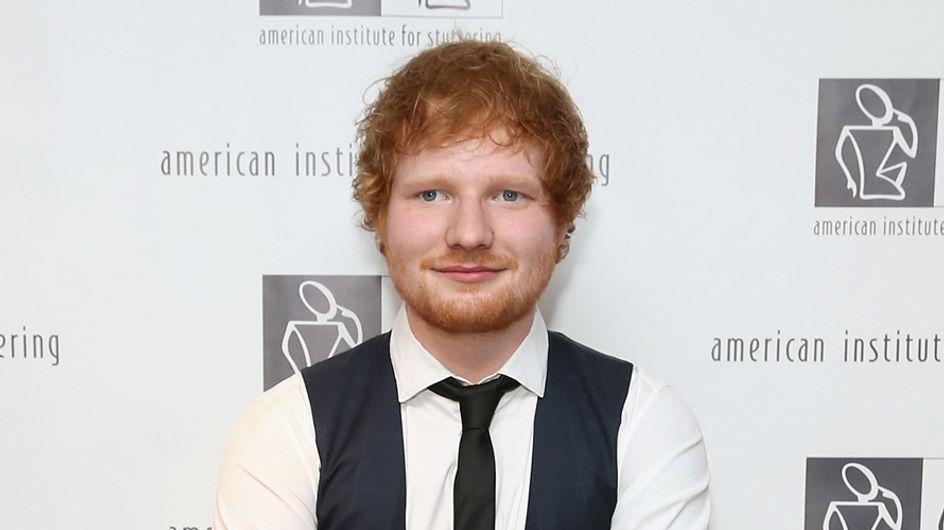 Ed Sheeran Surprises A Girl Performing His Song