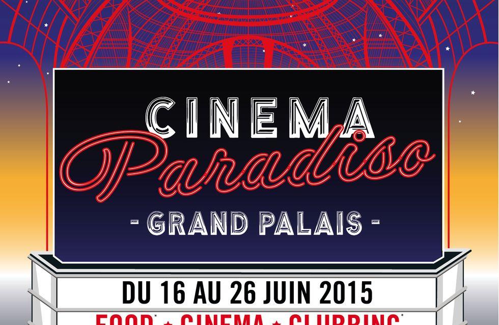 Evénement : Cinema Paradiso revient au Grand Palais !