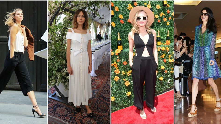 Summer look. 15 celebrities da imitare per il tuo stile estivo