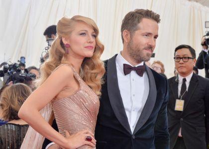 Blake Lively et Ryan Reynolds à un événement.