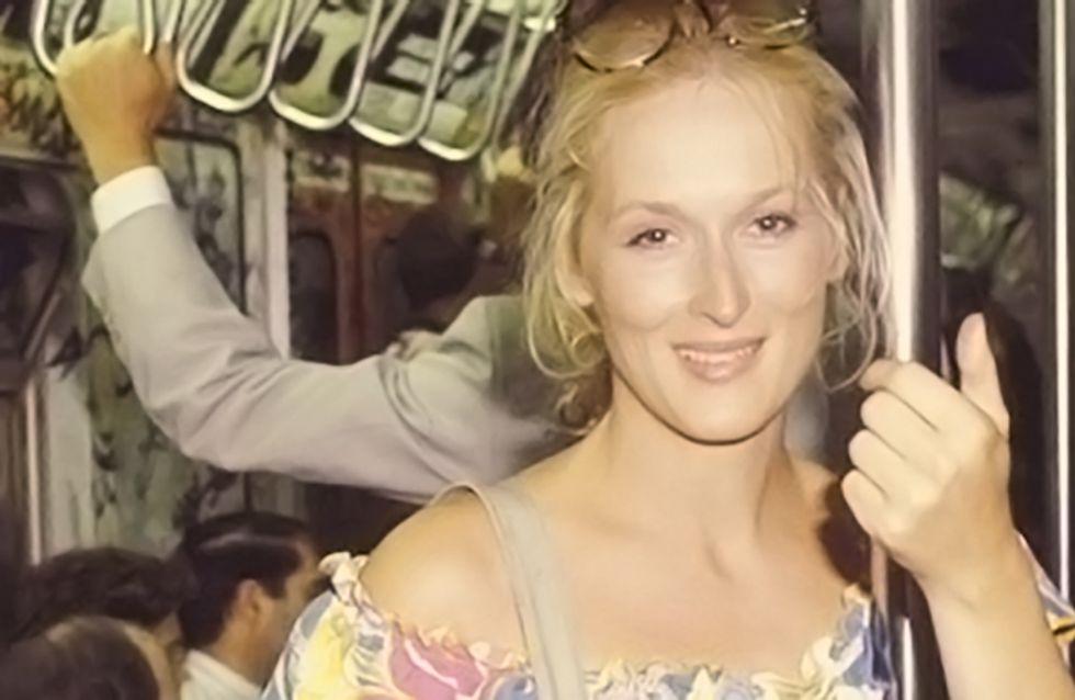 Conheça as celebridades que usam o transporte público