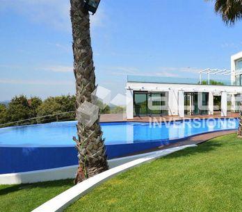 Así es la polémica mansión que Jorge Lorenzo no logra vender en Barcelona