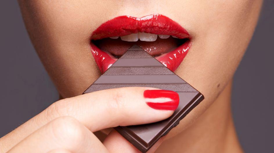 Mangez du chocolat, il paraît que c'est bon pour la santé !
