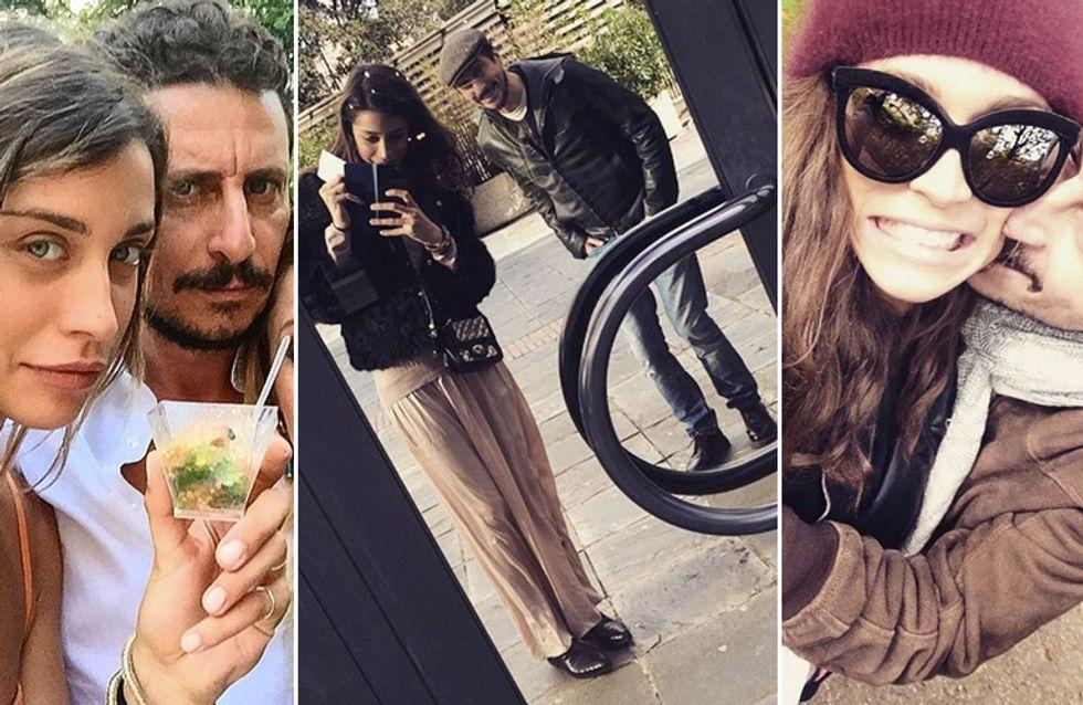 Luca Bizzarri e la Frasca, sempre più innamorati: le loro foto social più romantiche!