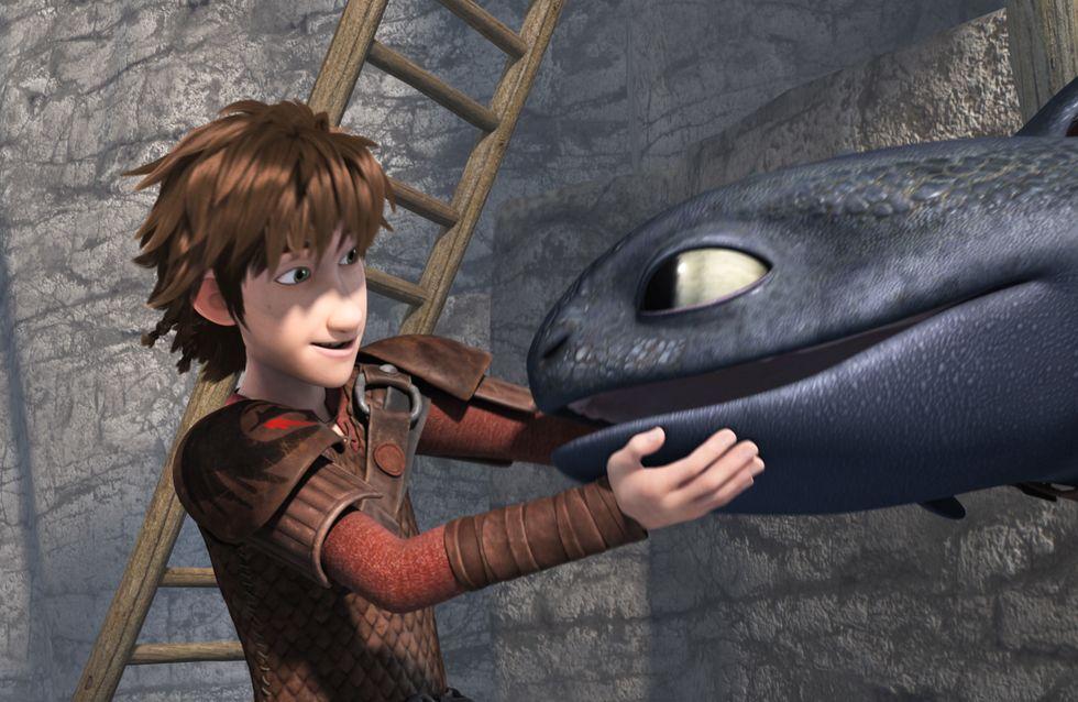 Dragons arrive sur Netflix. En exclu, les premières images de la série