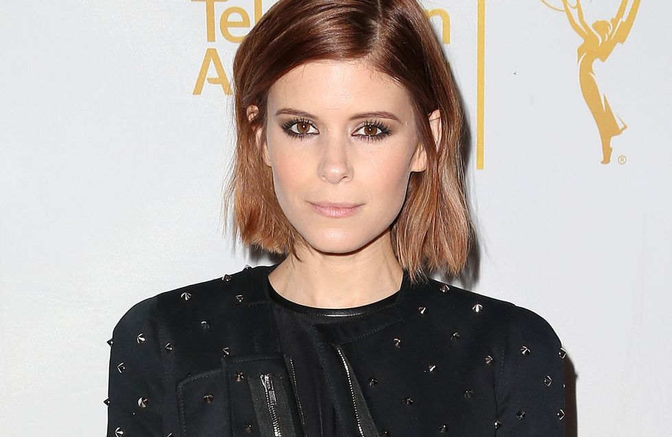 Kate Mara adopte la coupe garçonne (Photos)