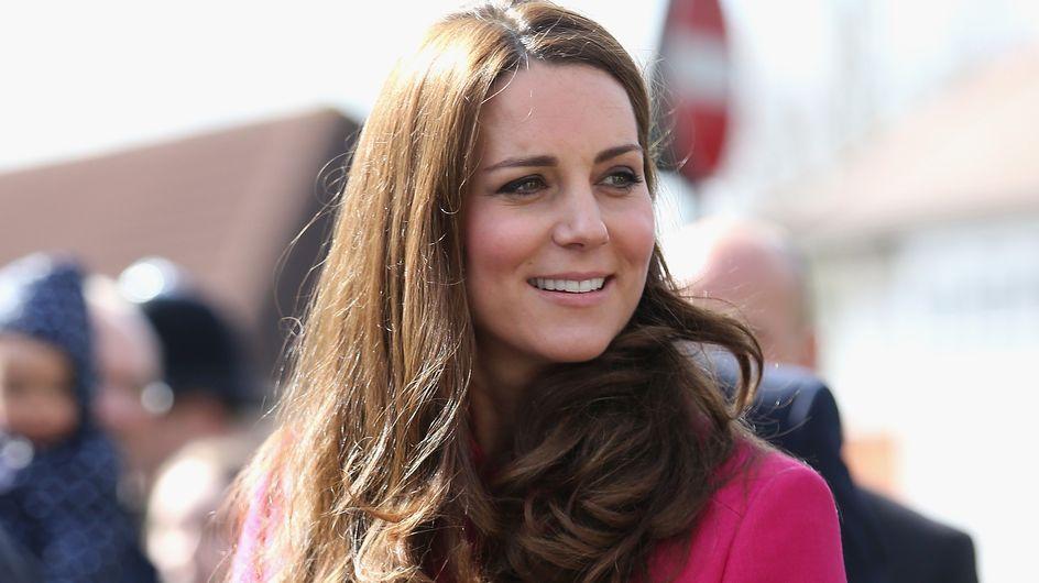 Comment Kate Middleton a perdu ses kilos post-grossesse ?