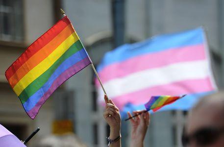 Manifestation LGBT.