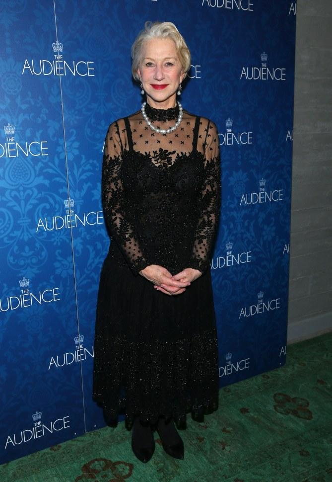 Helen Mirren à un événement.