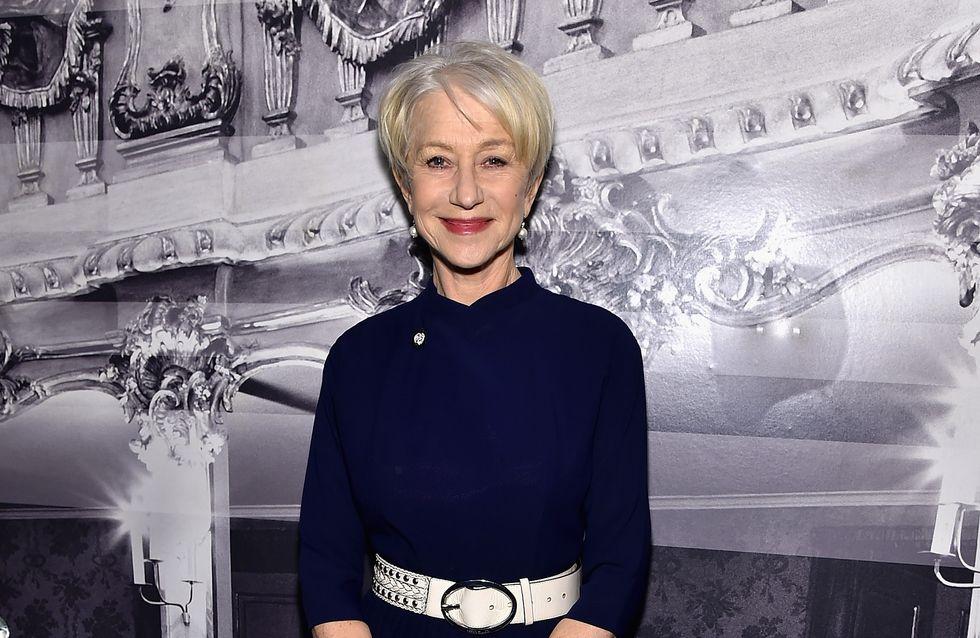 Helen Mirren révoltée par la discrimination d'Hollywood face à l'âge des actrices