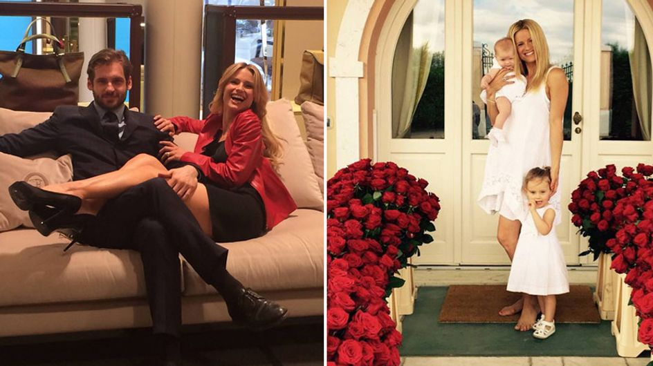 Tomaso Trussardi: dichiarazione via social per Michelle e le figlie. Ecco la dolce immagine!