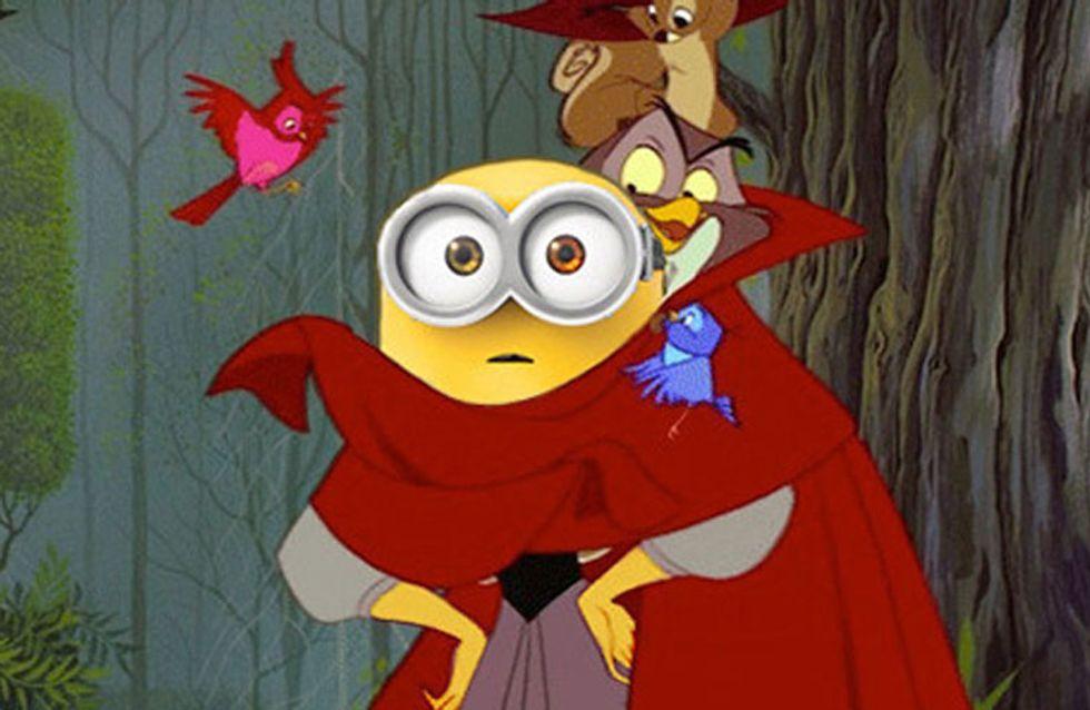 El cuento ha cambiado: ¿cómo serían las princesas Disney si fueran Minions?