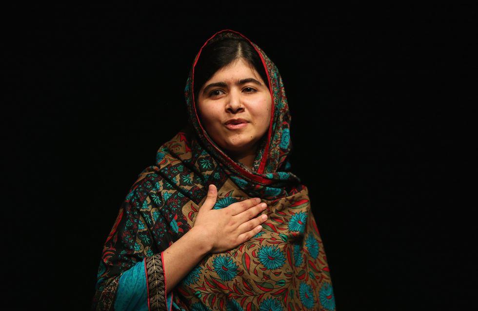 Découvrez les premières images du documentaire sur Malala Yousafzai