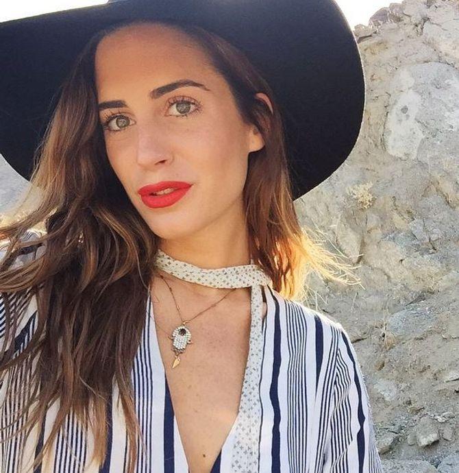 Gala Gonzalez, blogueuse mode le jour et DJ la nuit