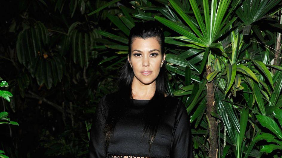 Kourtney Kardashian affiche son ventre plat 6 mois après son accouchement (Photo)