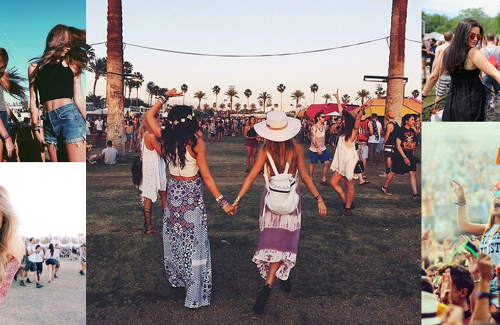 The Best Outfit Ideas For Your Festival Style