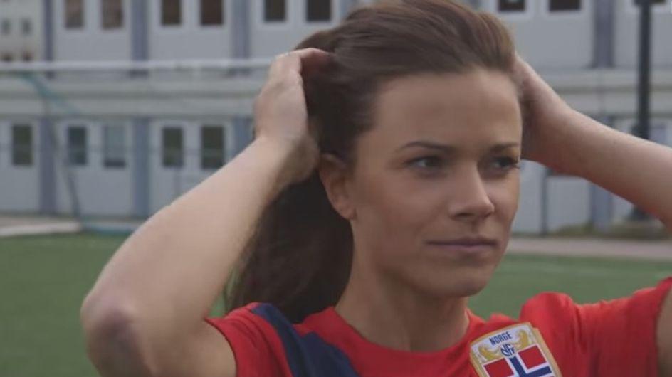 Les footballeuses norvégiennes se moquent des clichés dans une vidéo géniale