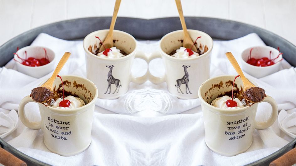 14 Mouth-Watering Mug Cakes You Can Make in Minutes