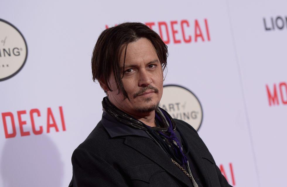 Johnny Depp vend la propriété qu'il partageait avec Vanessa Paradis