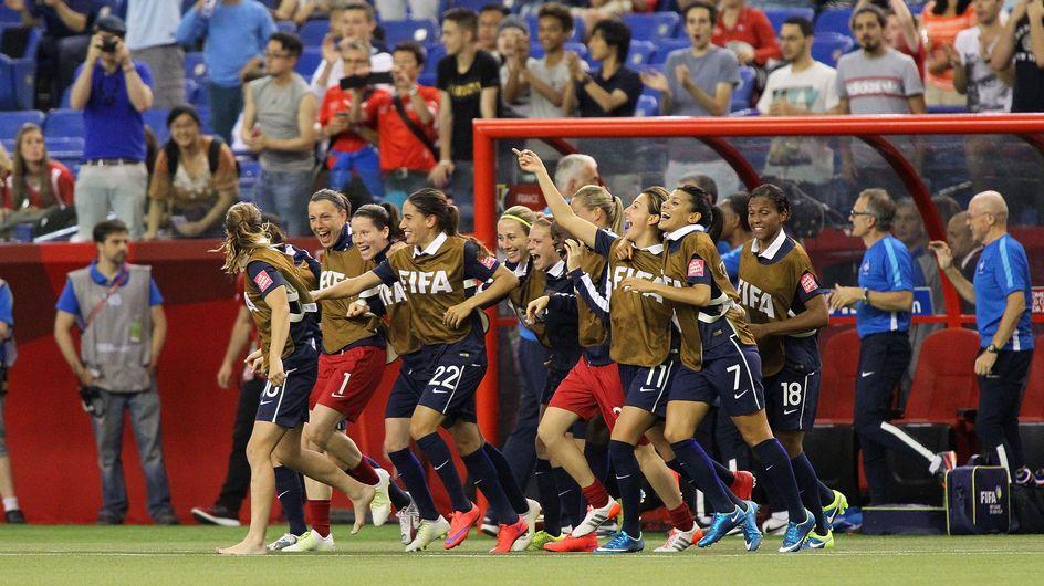 Les Bleues éliminent la Corée du Sud et arrivent en quart de finale