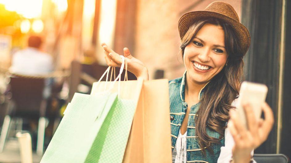 Los 20 pasos por los que pasan todas las mujeres que compran online
