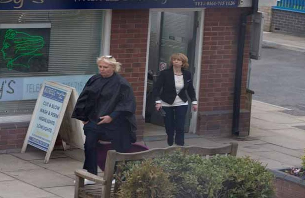 Coronation Street 29/06 - Honest isn't the best policy for Gail