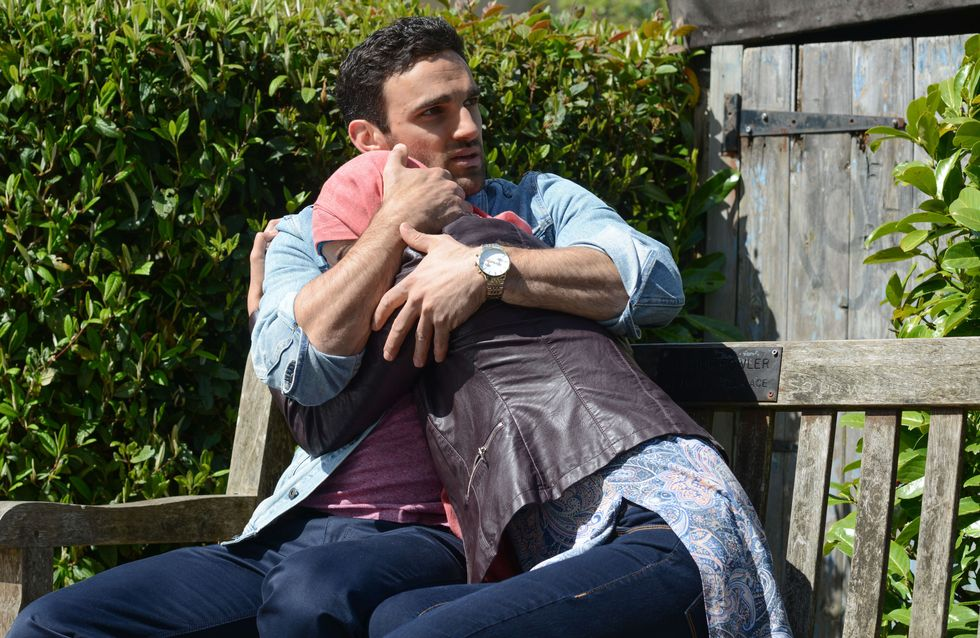 Eastenders 29/06 - Shabnam refuses to speak to the police