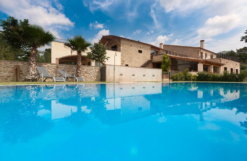 Las mejores piscinas para una escapada con los pequeños de la casa