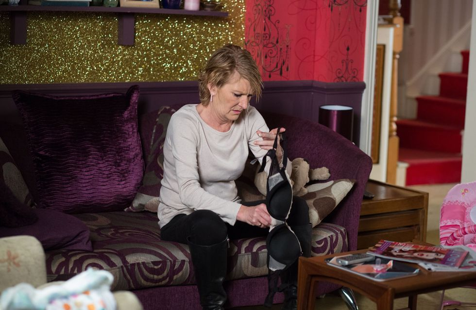 Eastenders 30/06 - Carol continues to be anxious about her appointment