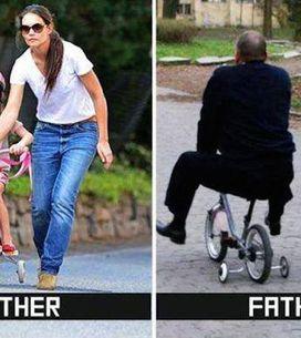 Mama vs. Papa: Diese kleinen Unterschiede aus dem Alltag kennen wirklich ALLE El