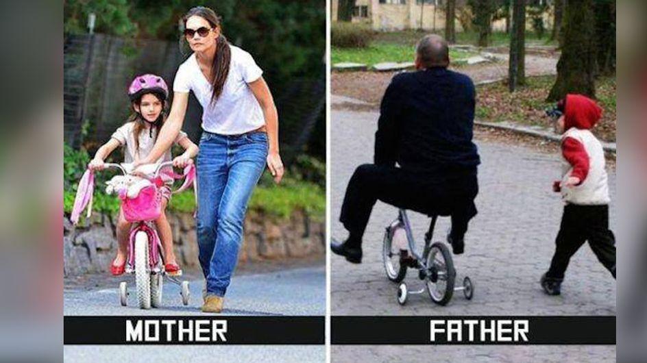 Mama vs. Papa: Diese kleinen Unterschiede aus dem Alltag kennen wirklich ALLE Eltern