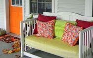 Cunas recicladas: 30 ideas para transformarlas en muebles originales