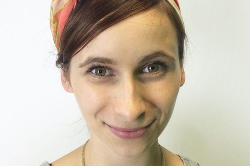 Bandana binden für mittellange Haare - Turban