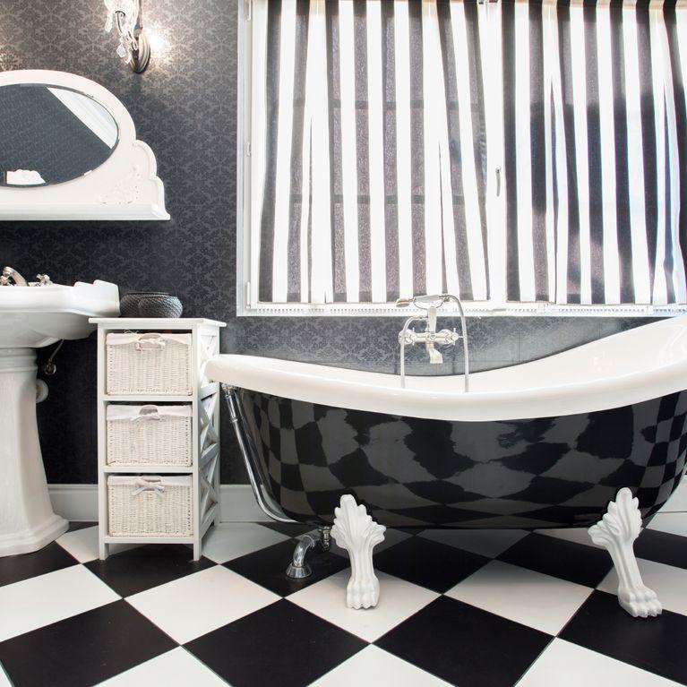 Las reglas de oro para diseñar el cuarto de baño
